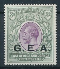 [55585] East Africa occupation 1917 good MNH Very Fine stamp (Mult. CA wtmk)