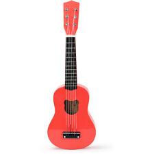 Guitare classique pour enfant en bois crazy orange fluo - Vilac 8365
