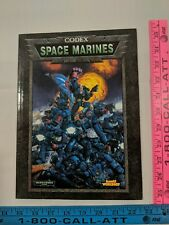 Warhammer 40000 Codex Chaos Space Marines And they shall know no fear RPG BOOK