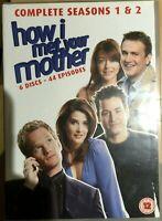 How I Met Votre Mère Saison 1+2 DVD Coffret États-unis TV Comédie Série