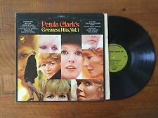 PETULA CLARK'S GREATEST HITS VOL.1  WARNER BROS WS 1765  Downtown PET CLARKS