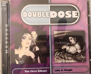 Maronna Double Dose The First Album/Like A Virgin CD