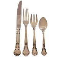 Chantilly by Gorham Sterling Silver Flatware Set For 8 Service 32 Pieces