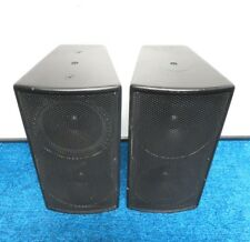 Pair EAW Eastern Acoustic Works JF60 2-Way Speaker