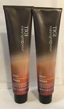 2xTIGI Colour Permanent Creative/Gloss Salon Hair Cream Various Shades - NEW