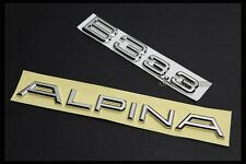 B3 3.3 EMBLEM BADGE LOGO FOR BMW ALPINA E36 E46 E90 E91 F30 F31 318I 320I 323I