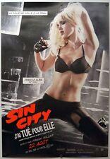 Sin City Dame to Kill For - original movie poster 27x39 - Alba FR