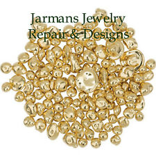 1 Gram18K Gold rich yellow Clean Casting Grain Gold Shot  Bullion, Not Scrap