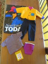 American Girl Today 1996 FIRST DAY OUTFIT Brand New In Bag Retired