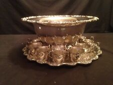 Silverplated Punchbowl