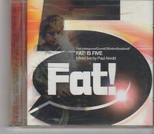 (FX758) Fat! Is Five, Mixed live by Paul Arnold - 2003 CD
