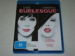 Burlesque - Brand New & Sealed - Region A, B, C - Blu Ray
