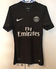 Maillot de Football PSG Jersey match version un worn PLAYER ISSUE Shirt 2016
