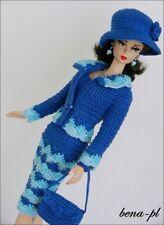 bena-pl Clothes fits Silkstone, FR Victoire Roux, Vintage  OOAK  outfit