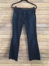 "7 for all Mankind Women's The Lexie Petite ""A"" Pocket Jeans Size 27"