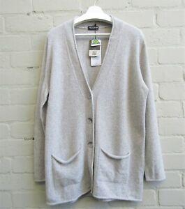 Possum Merino Wool Luxury Women's Cardigan size XL