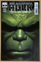 Immortal Hulk #18 ROSS Cover A * GEMINI SHIPPING