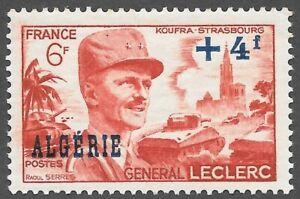 Algeria (1949) - Scott # B54,   MNH