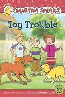 Martha Speaks: Toy Trouble (Reader)