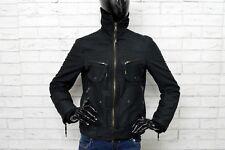 Giubbino GUESS Donna Woman Taglia Size L Giacca Jacket Nero