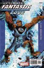 ULTIMATE FANTASTIC FOUR #4 NEAR MINT (2004 SERIES) MARVEL COMICS