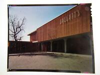 c 1950 Large Format Color Negative Lafayette California Jellett's
