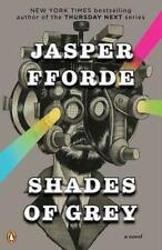 Shades of Grey by Jasper Fforde Paperback Like New