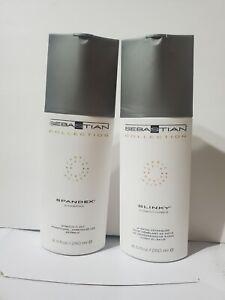 SEBASTIAN Spandex Shampoo & Slinky Conditioner Bundle 8.5 oz
