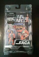 New 2006 Star Wars The Saga Collection Luke Skywalker:X-Wing Pilot Figure Hasbro