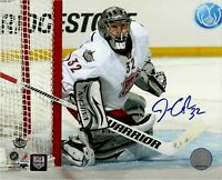 Jonathan Quick Hand Signed Autograph 8x10 Photo Los Angeles Kings All Star Game