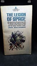 The Legion Of Space; Jack Williamson. Pyramid Books 1967, Paperback. E-97