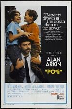 POPI - 27x41 Original Movie Poster One Sheet ALAN ARKIN