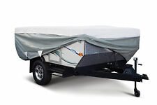 Pop Up Folding Camper Tent Trailer Storage Cover 8-10'