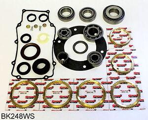 Ford F150 M5R2 5 Speed Transmission Rebuild Kit - BK248WS