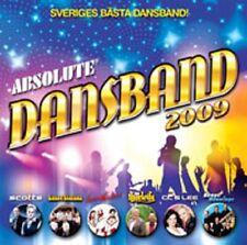 Absolute Dansband 2009 - Swedish