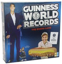 Guinness World Records El Juego De Mesa Familiar Trivia retos