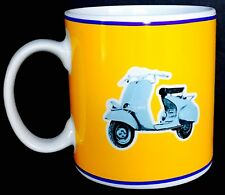 ~ VESPA COFFEE MUG TEA CUP KITCHEN TABLEWARE HOME GIFT COLLECTIBLES