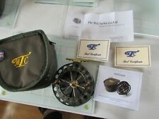 rare garry mills mill tackle millstream centrepin fishing reel unique RHW or LHW