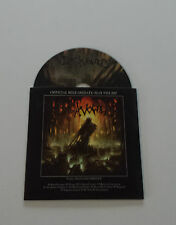 Disavowed - Stagnated Existence Promo CD 'Rare'