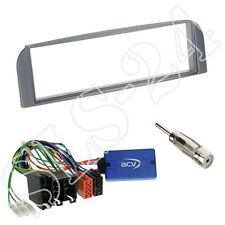 Clarion CAN-BUS VOLANTE Interface + ALFA ROMEO 147 GT tipo 937 pannello radio Antracite