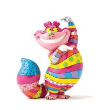 DISNEY BRITTO Cheshire Cat NEU/OVP Grinsekatze Figur Alice PopArt Design 4051799