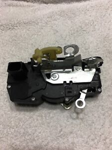 LIFETIME WARRANTY - 02 to 05 Saturn VUE - RIGHT REAR Door Lock Actuator
