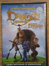 Dragon Hunters DVD Video 2009 Movie Animated Family Film