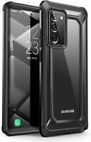 For Samsung Galaxy Note 20 Ultra, SUPCASE EXO Slim Clear Case Bumper Back Cover