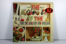 THE MOTHERS/FRANK ZAPPA: THE *****OF THE MOTHERS ~ SEALED ~ ORIGINAL DJ VINYL LP
