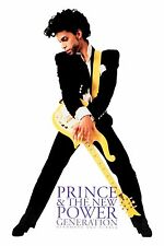 Prince & The New Power Generation * Diamonds & Pearls * Promotional Poster 12x18