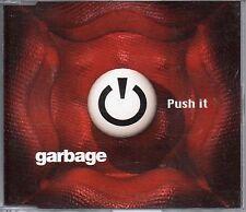 GARBAGE -Push It- 3 track CD Single Boom Boom Satellites