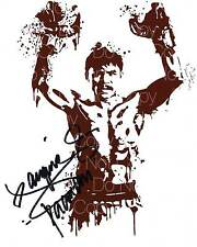 Manny Pacquiao signed boxing 8X10 photo autograph picture poster RP