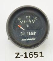 Honda CB 750 F F2 Bol d'Or RC04 Bj.86 - Öltemperaturanzeige