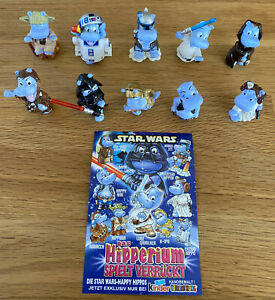 Kompl.-Satz - Happy Hippo Star Wars + 1 BPZ